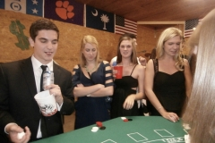 Fraternity Casino Party