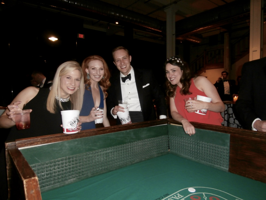 casino theme party charlotte