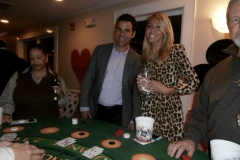 Casino night party