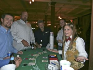 North Carolina Casino Party